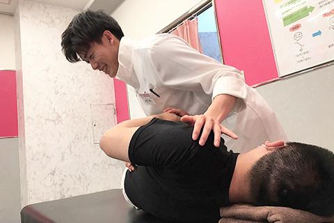 背骨矯正(B&M背骨歪み矯正法)